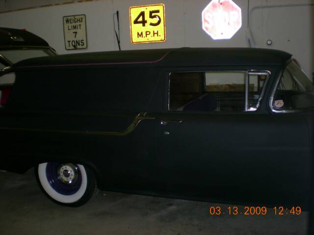 1952 Ford Sedan Delivery