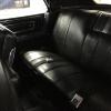 Back seat area now looking good - no more sagging ripply bottom and no wrinkled up quarter panels
