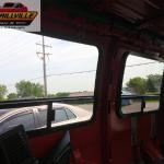 2015 Chevy Express Van Aftermarket windows installed