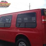 2015 Chevy Express van Aftermarket outside look